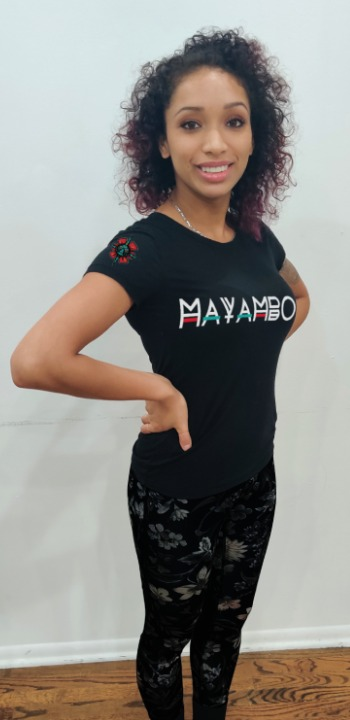 Samantha Guerrero - Mayambo Dance Company
