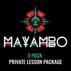 3 Pack Private Lesson Package