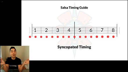 Free Salsa Bootcamp - Timing and Musicality