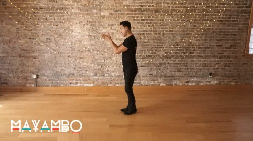 Free Salsa Bootcamp - The Right Turn