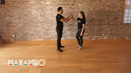 Free Salsa Bootcamp - Intro To Partnering