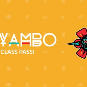 Mayambo Drop In Class Pass